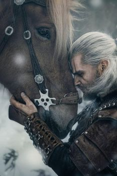 Geralt of Rivia - The witcher 3 - 5 by Link130890