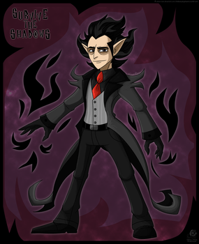 StS: The Prince of Shadows by Aileen-Rose