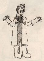 The Mad Scientist Known as Betsy by Vigorousjammer