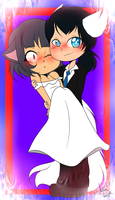 PC~wedding time by xXCherrytheFoxXx