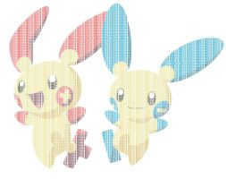 Plusle-and-minun-typo