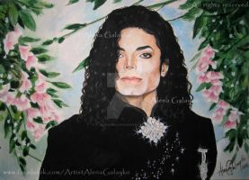 Another Part Of Me - Michael Jackson by AlenaGalayko
