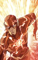 The Flash by LudoDRodriguez