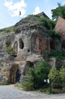 DSC_0219 Nottingham  Castle Caves by wintersmagicstock