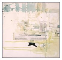 green lists - painting - 2005 by erkonom