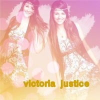 Victoria Justice Blend by IsaDesings