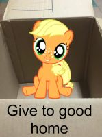 new story cover for My Little Apple by MLPMusicgirlpro