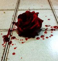 Blood and Roses by punjabyou6