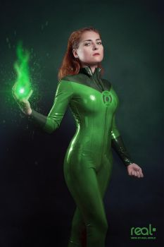 Green Lantern by PatrickRichter