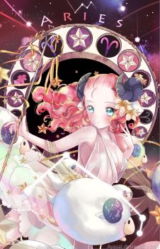 Aries [Zodiacal Constellations]