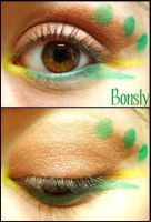 Pokemon Makeup: Bonsly