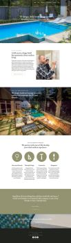 Aquterra OutDoors Wordpress Theme by 11thagency
