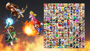 Super Smash Fighters by MrYoshi1996