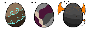 Mystery Eggs 2  Closed by Adopts-R-Us