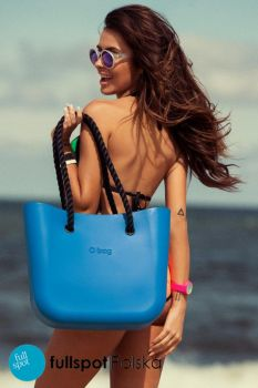 Natalia Siwiec for OBag by zieniu