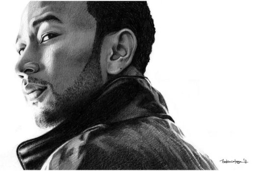John Legend by Chiisa