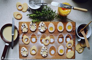 Easter cookie memories by SunnySpring