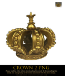 crown 2 png by yellowicous-stock