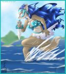 Battle of the Sea by hydroisis