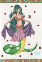 Sketchbook - Piari by Elythe