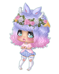 Chibi Harriet by LadyWhinesAlot