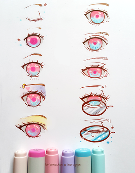 +The Cycle of L-eye-f+ by larienne