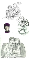 Portal 2 Sketchdump 6 by Super-Cute