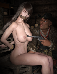 Kunlun Cowgirl by Lespion1944