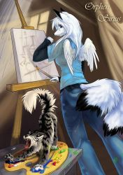 Vegir or AVAtar and I by Orphen-Sirius