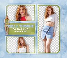 Png Pack 1095 - Bella Thorne by southsidepngs