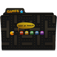 Games Folder With Star HD by JackXan