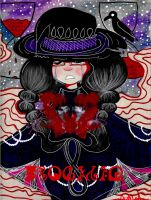 The Witch of The Mortal World by GroceryStorePhobic