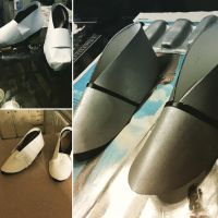 Captain Phasma Shoes by j0wey