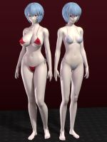 White Dolls by Fakemodeo
