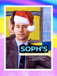 Soph's Mini Christmas Pack by herrondale