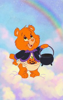 Baby Trick-or-Sweet Bear by ThisCrispyKat