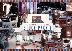 Stock Pack #1 [Random] by PT by marioantonio23
