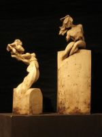 The figures---In Motion by tyrnau