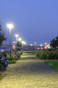 Mainz at night 2 by ChristophMaier