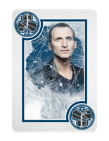 9th Doctor Who Jack of Clubs by TMC-INK