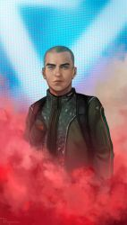 Detroit become human Markus by soldagarius