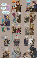 [LoL] champs compilation 5 by zuqling