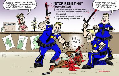 DECODED: 'Stop Resisting' by mrasheed