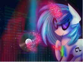 Party PONY by ChanceyB