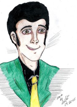 Lupin The Third by MilFai