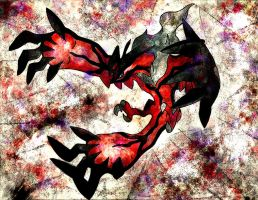 YVELTAL, Dark/Flying-Type Pokemon?