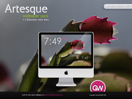 Artesque Desktop Pack by GamerWorld14