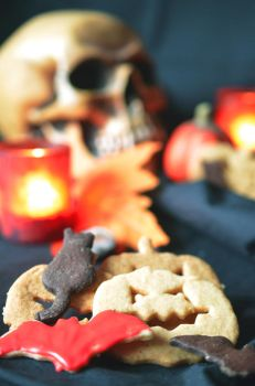 Halloween Cookies by Lodchen-Photography