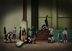 Naruto Ending by Pungpp