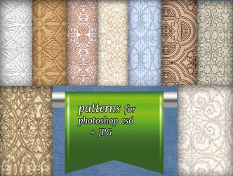 Patterns For Photoshop Cs6 by roula33